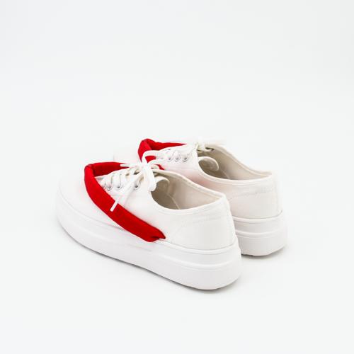 Kyoto木屐帆布鞋 PURE系列(非夹脚)赤 82127W