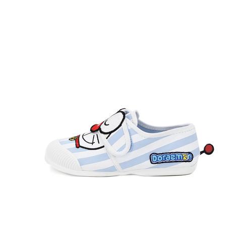 S/S 2020春夏 童鞋哆啦A梦联名款休闲鞋  63191C 蓝色