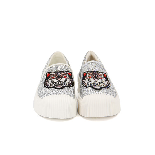 S/S 2020秋冬 女士休闲鞋 65073W 银色