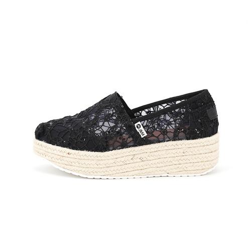 S/S 2020春夏 女士休闲鞋 81199W 黑色