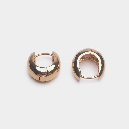 EH32027-C3简单小圈豆豆耳环