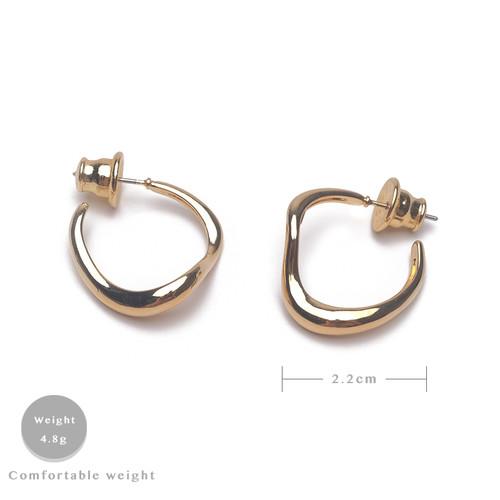 EH63098-E147简约圈圈耳环