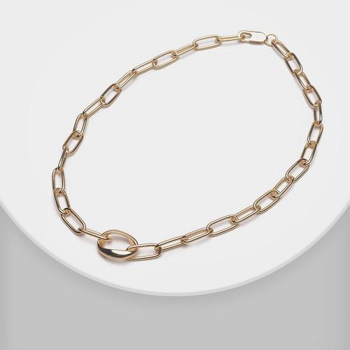XL62971-E146简约链条项链
