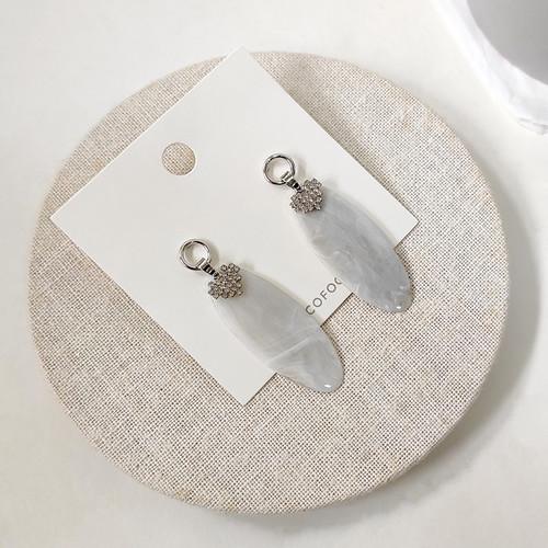 EH63577-E148叶子定制纹理耳环
