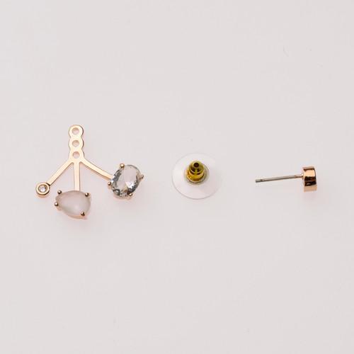 EH16593-E140精致悬浮耳钉
