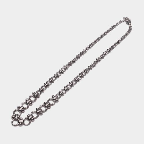 XL26503-3X3时髦洋气镂空项链
