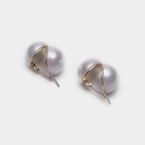 EH63492-E147珍珠耳环