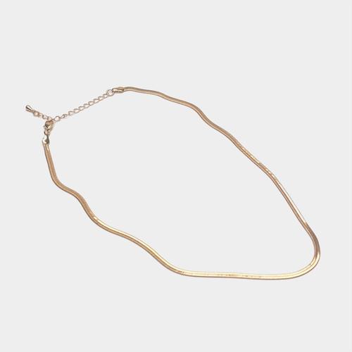 XL26588-E13高级气质锁骨蛇骨链