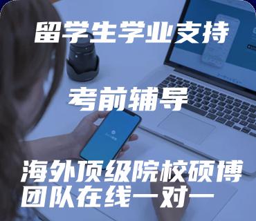 新思陆-留学生考前突击