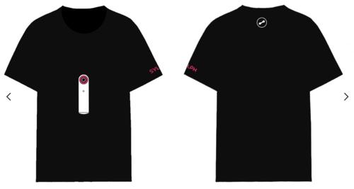 SYLPH 官方2020 主题T恤