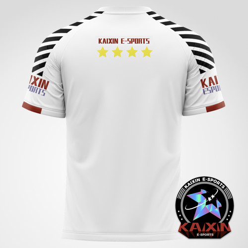 KX 2020 电竞选手比赛T恤