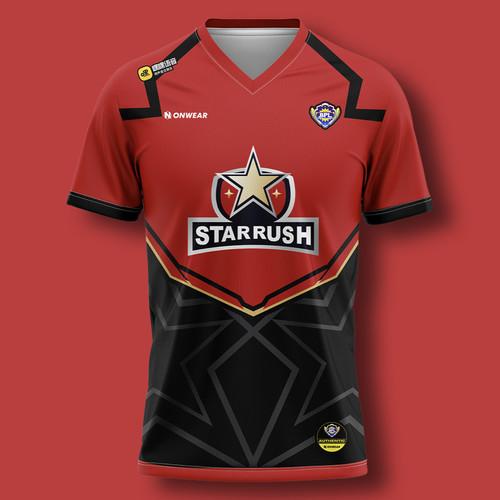 ONWEAR X BPL 战队SR选手比赛T恤