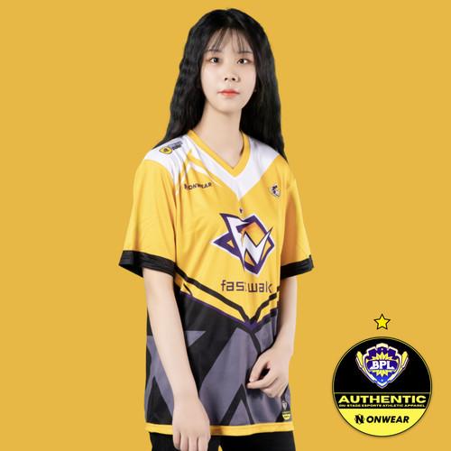 ONWEAR X BPL 战队FW选手比赛T恤