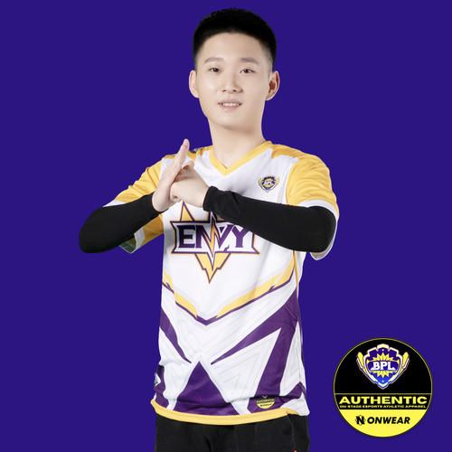 ONWEAR X BPL 战队ENVY选手比赛T恤