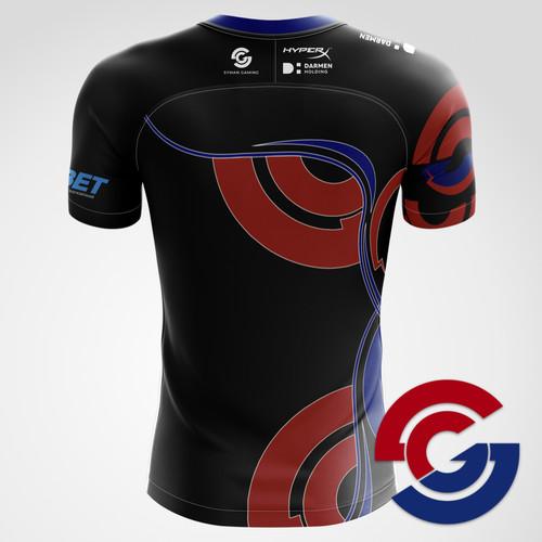 SYMAN 2020 电竞选手比赛T恤