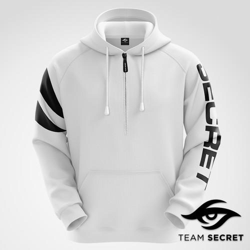 Team Secret秘密战队冬季卫衣