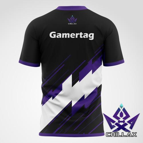 Chillax 2021 电竞选手比赛T恤