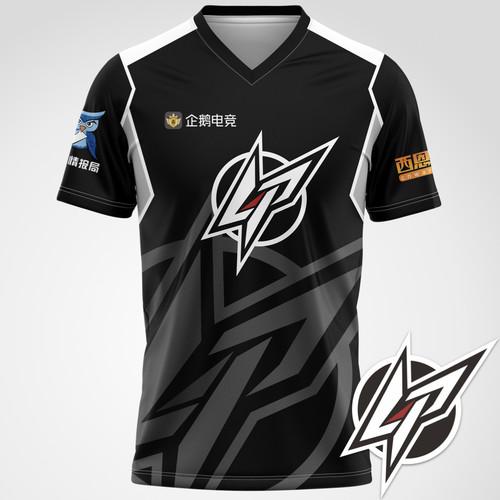 【特价】LP 2020 电竞选手比赛T恤