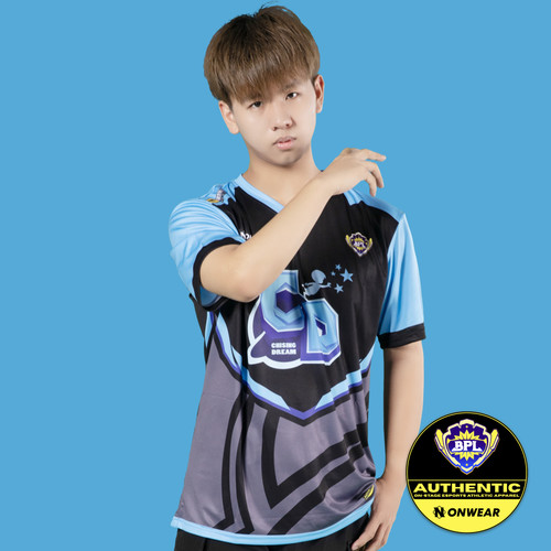 ONWEAR X BPL 战队CD选手比赛T恤