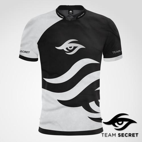 Team Secret®秘密战队 2020 电竞选手T恤