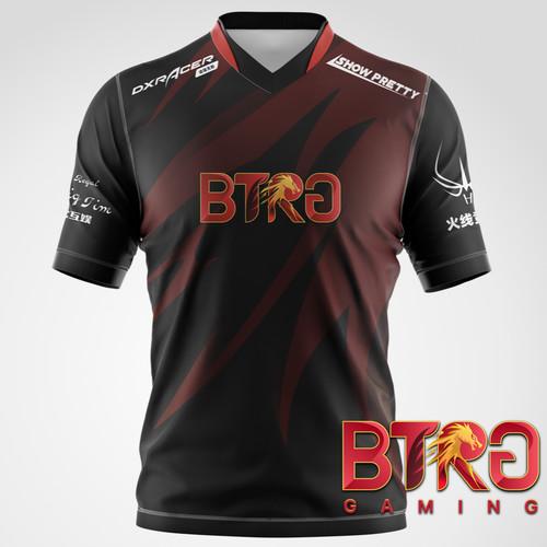 BTRG 2019 电竞选手比赛T恤