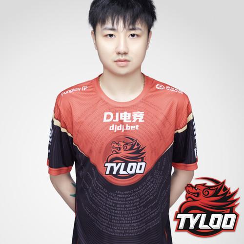 TYLOO 2020 电竞选手比赛T恤