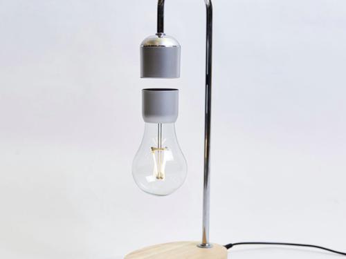 吸引悬浮现代简约台灯