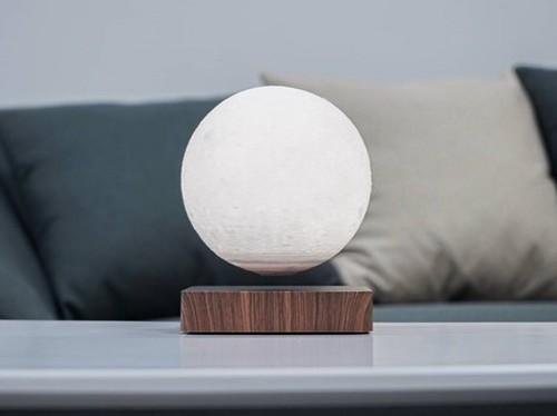 磁悬浮月球灯·月晕