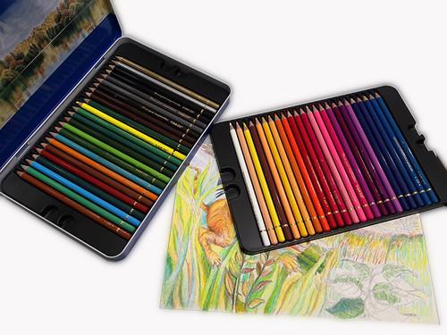 Color Pencils 48 Colors Set