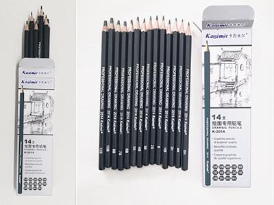 Artist's Graphite Pencils