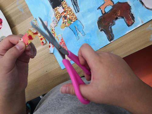 Childrens Scissors 5+