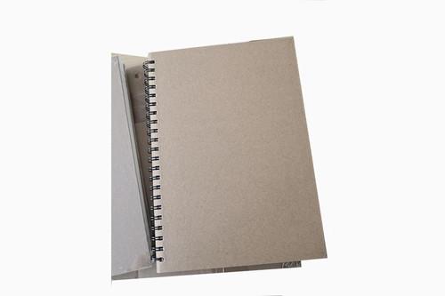 Artists A4 sketchbook 120gsm 60 sheets.