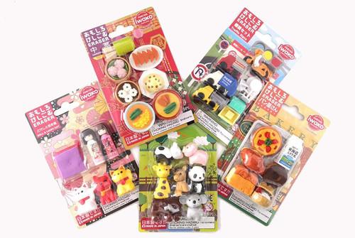 Iwako Puzzle Eraser