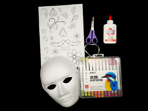Sugar Mask Kit
