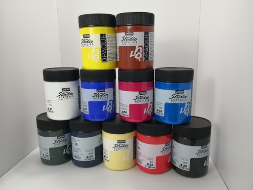 Pebeo Acrylic Paint 500mls