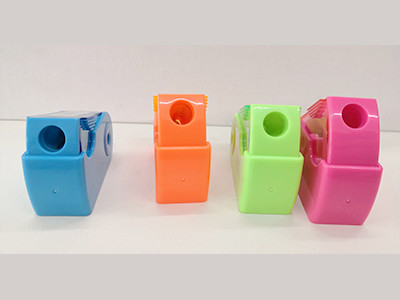 Fabercastell Small Sleeved single pencil sharpener