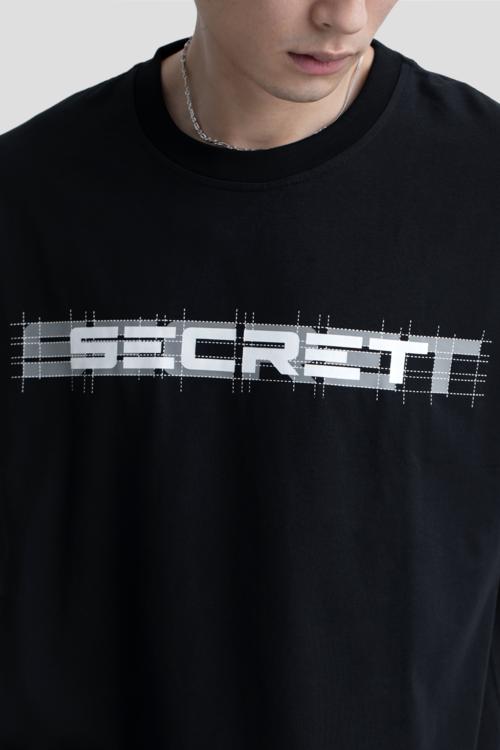Team Secret 秘密起源 潮流大码T恤