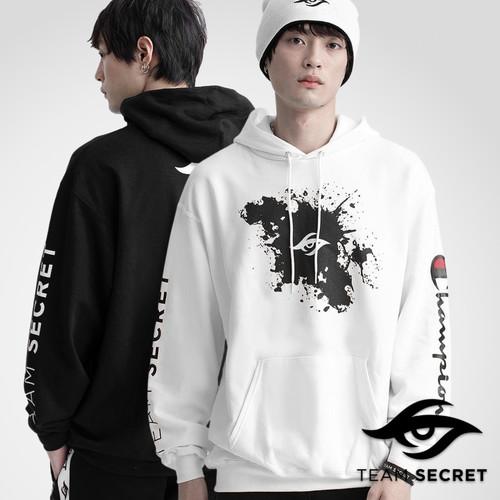 Team Secret X Champion 联名套头连帽衫