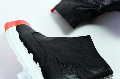inneralchemy vintage手工皮靴 icecream