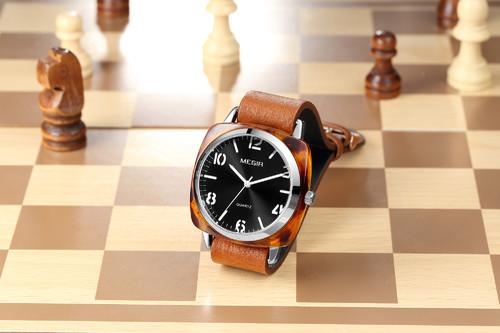 美格尔 男女通用石英手表 4214